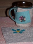 Project 1: cup cozy and coaster