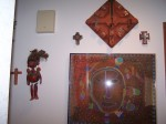 Mexico hallway assemblage